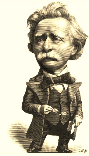 I Am Sure My Music Has A Taste Of Codfis By Edvard Grieg